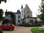 Our B&B in Amboise